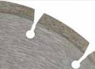 Стандартна сегментація - Алмазні круги Klingspor, Алмазні диски Klingspor, Алмазні інструменти Klingspor