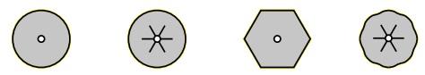 Фіброві круги Klingspor