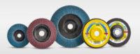 Пелюсткові торцеві круги для електроінструменту